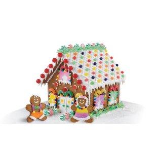 Wilton Pre-baked Giant Gingerbread House Kit