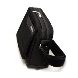 CaseCrown Front Flap Mobile Messenger Bags Netbook Case w/Shoulder Strap for the Apple iPad