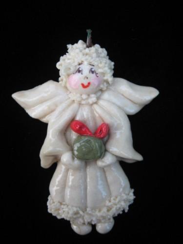 Charming angel - photo from www.artfire.com