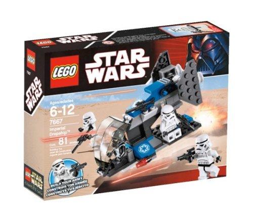 LEGO Star Wars 7667 Imperial Dropship - Box
