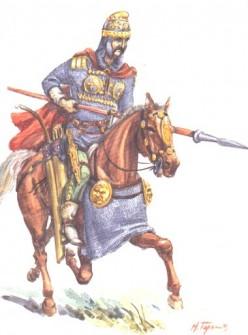 Sarmatian Cavalry