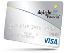 NetSpend Visa Prepaid Card Skylight Account