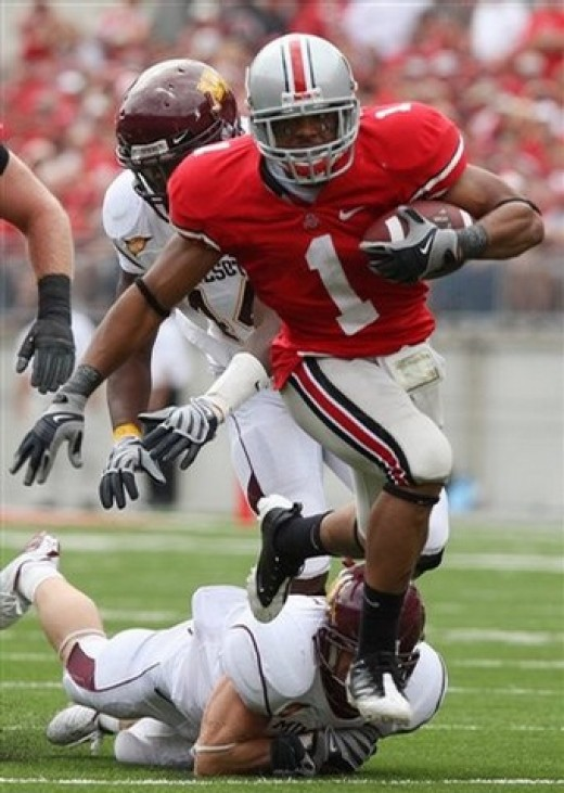 RB Dan Herron (Ohio State)
