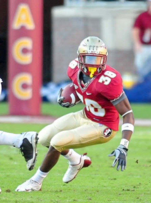 RB Jermaine Thomas (Florida State)