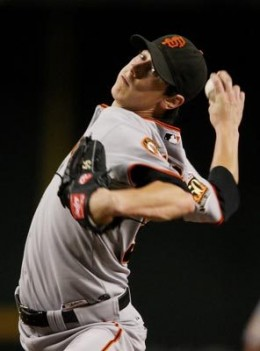 Tim Lincecum is a Ace in Fantasy Baseball Rotisserie Scoring