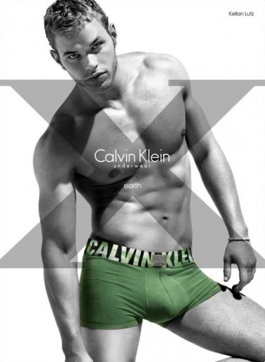 Kellan Lutz - Calvin Klein X Underwear Collection
