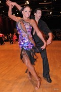 BALLROOM/ LATIN AMERICAN DANCE -BASIC STEPS and STYLE - and THE ARMS MATTER IN THE RUMBA