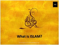 What is Islam 101 Powerpoint