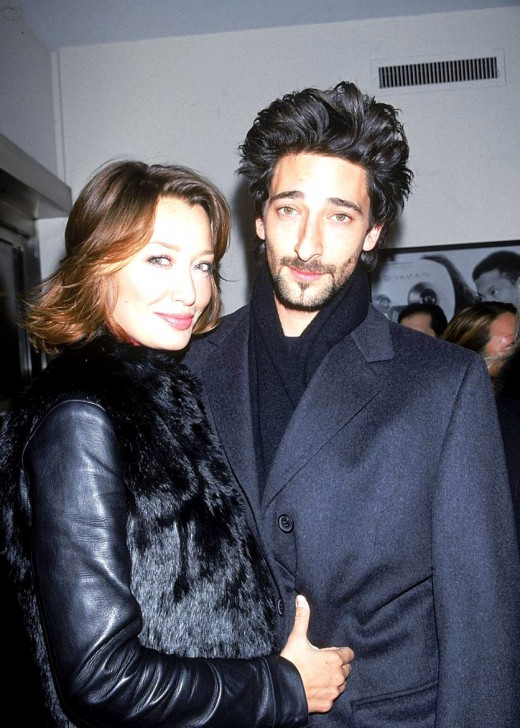 Sky Nellor and Adrian Brody