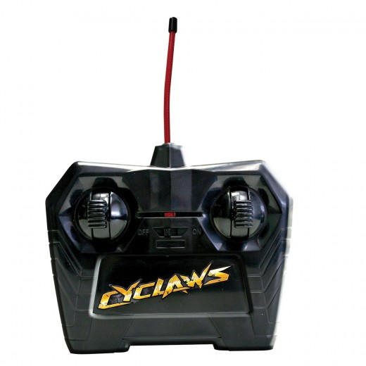 The Cyclaws Remote Control