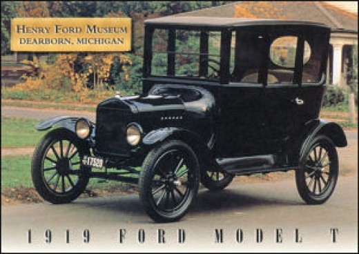 Ford Model T 1919