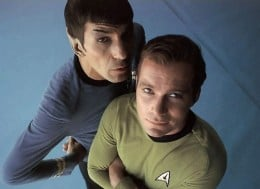 Uh, Spock? Logic dictates that you get the f*ck out of my personal space.