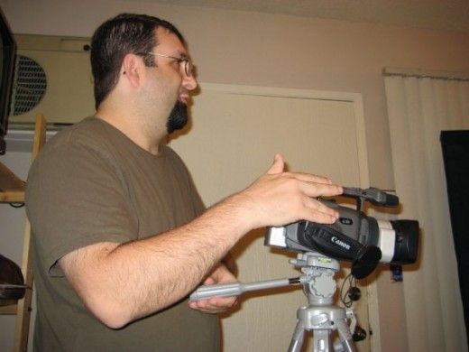 Ross Directs and Films