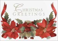How to Make Beautiful, Personalized, Watercolor Christmas Greeting Cards