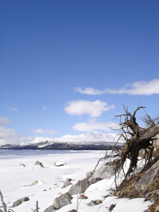 Sarek National Park