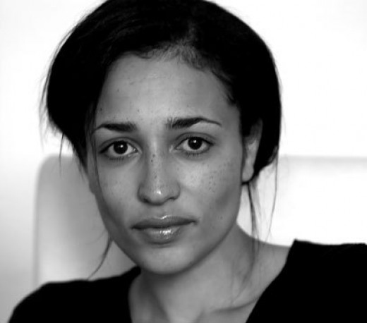 Zadie Smith was born on the 25th October in 1975.  She is English. So far, she has published three novels.