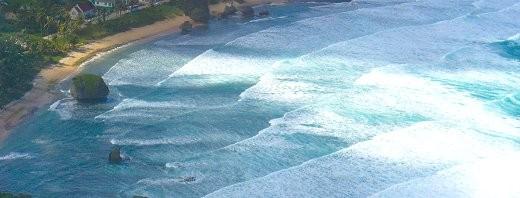 Caribbean surfing destination - Barbados!
