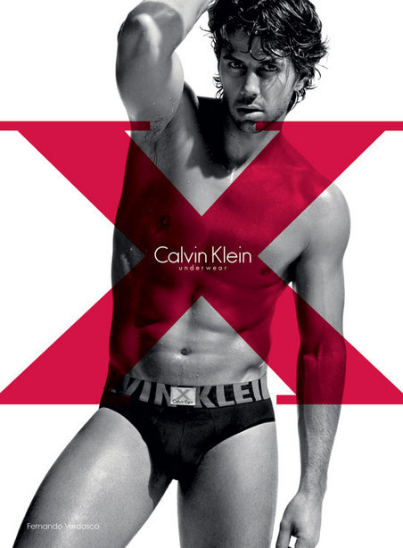 Fernando Verdasco - Calvin Klein X Underwear Collection