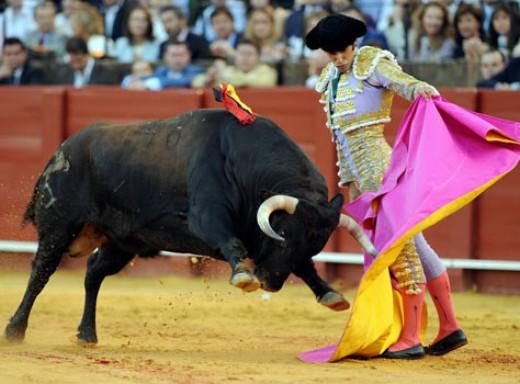 Bull-fighting, Spain