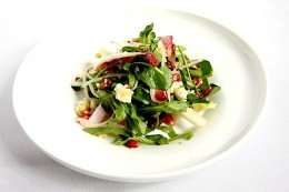 Stilton salad