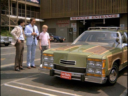 Ed, this is not the car I ordered. I distinctly ordered the Antarctic Blue Super Sports Wagon with C.B. and optional rally fun pack.  Davenport!