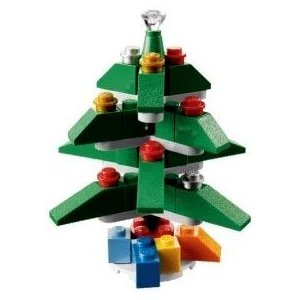 LEGO Christmas Sets - Tree