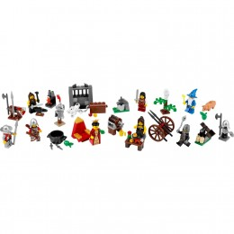 LEGO Christmas Countdown And Advent Calendars - Set contents