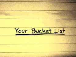 What is your Bucket List?
