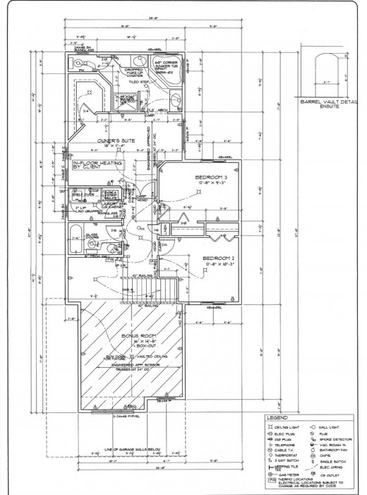How To Draw House Plans: Ranch Style | DoItYourself.com