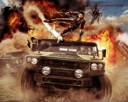 Top Ten PS3 Games of 2010: Just Cause 2