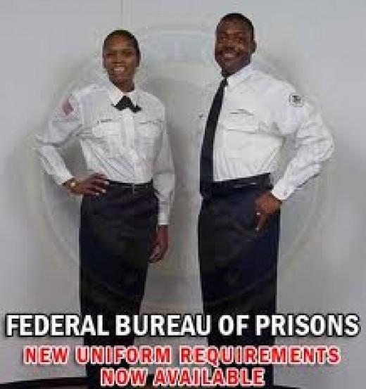federal corrections officer. Black Bedroom Furniture Sets. Home Design Ideas