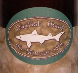 Dogfish Head 60 Minute IPA