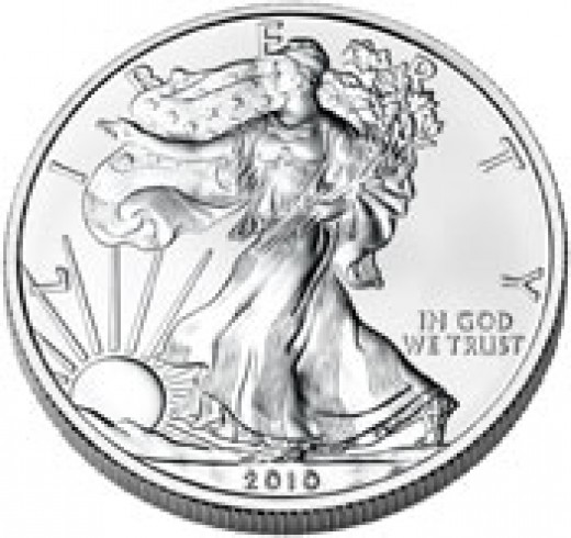 2010 Silver Eagle Roll