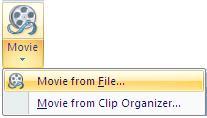 Insert YouTube video in PowerPoint 2007