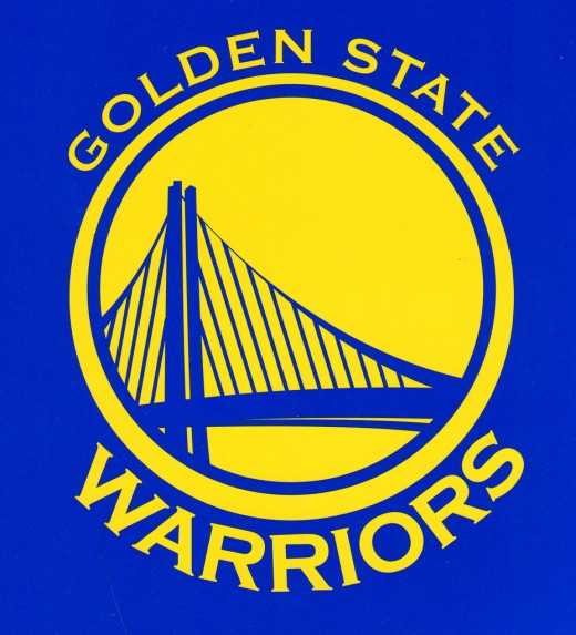 New Golden State Warriors Logo
