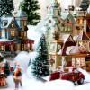 Fantastic Bargains Deals on Christmas Villages, Figurines, Nativity Sets, and Nutcrackers