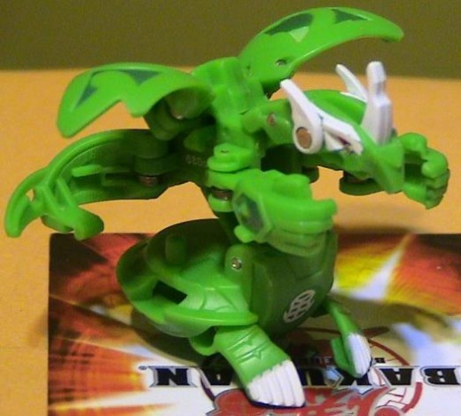 Green Ventus Blitz Dragonid 680G