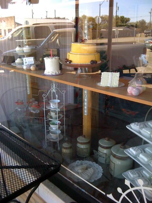 A bakery.
