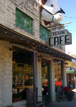 Texan Cafe and Pie Shop