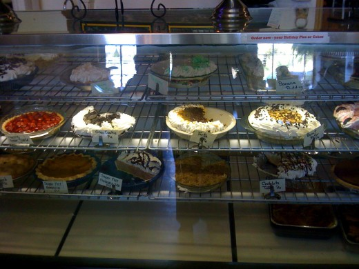 The Pie Counter