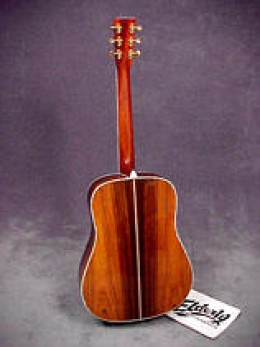 Beautiful Brazilian Rosewood on the D 45 Golden Era