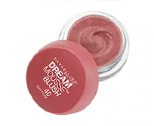 Dream Mousse™ Blush Natural radiance blush with amazing air-soft feel.