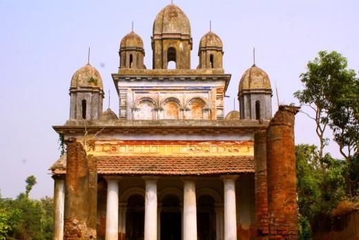 Nistarini temple 1