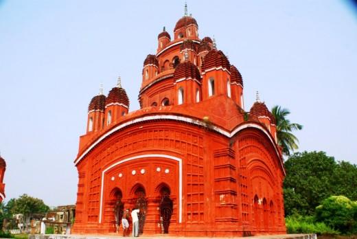 Ananda Bhairabi temple 4