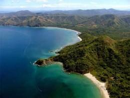 Costa Rican Coast-line