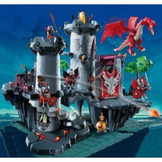 Great Dragon Castle