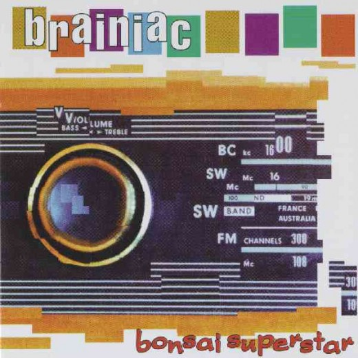Brainiac began to emerge from the shadows of their influences on their second album, Bonsai Superstar.