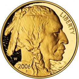 Gold Buffalo 1 oz. Bullion Coin
