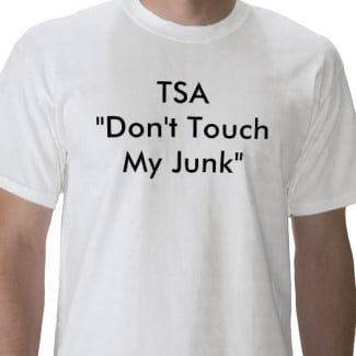 Even T-shirts have been created and sold online as a result of the groundswell's response to the TSA/Tyner incident.