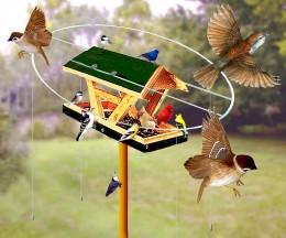 Bird netting best way to control birds